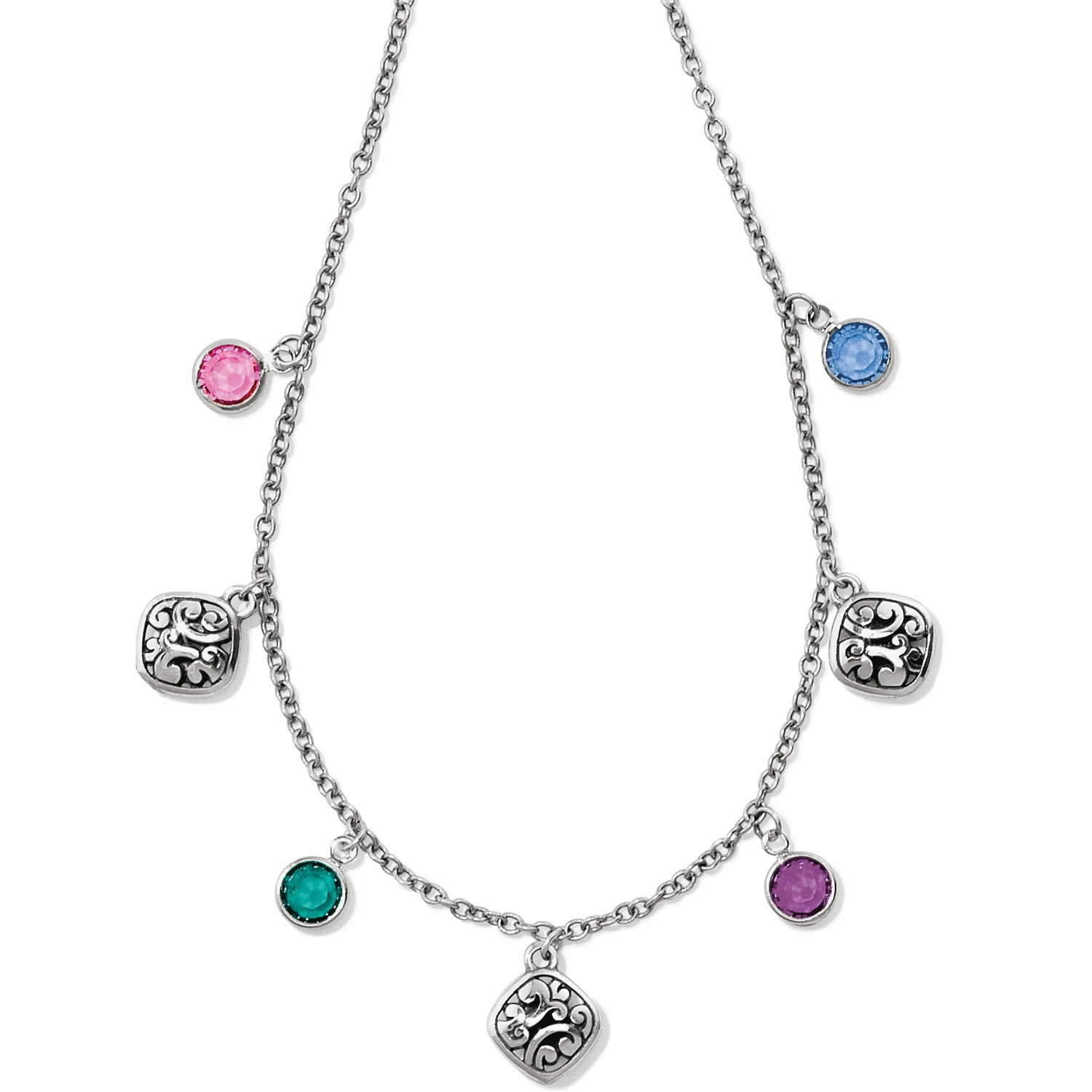 Elora Gems Necklace JL8593