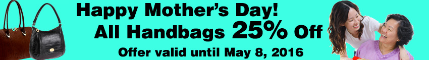 Mothers Day Handbag Sale