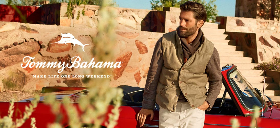 The Tommy Bahama for Fall