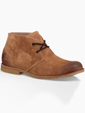 [UGG� Footwear Men's Leighton Waterproof Suede Desert Boot]