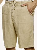 [Jimmy Buffett's Margaritaville Men's Cabana Linen Shorts]