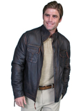[Mens Scully - Men's Zip Front Jacket]
