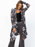 [XCVI� Clothing Abernathy Draped Coat]