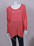 [XCVI� Clothing Marissa Mesh Tunic Top]