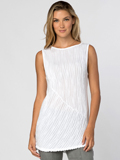 [XCVI� Clothing Women's Sarah Rope Knit Tank]