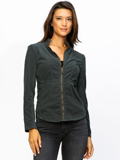 [XCVI� Clothing Larisa Cotton Corduroy Jacket]