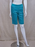 [ FDJ French Dressing� Pull-On Bermuda Shorts]