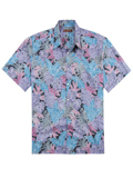 [Tori Richard� Men's Jungle Mix Relaxed Cotton Lawn Shirt]