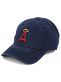 [American Needle Men's California Angels Vertigo Cap]