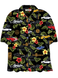 [David Carey, Inc. Men's Shelby 350/500 Camp Shirt]