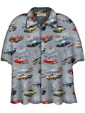 [David Carey, Inc. Men's Buick Classics Camp Shirt]