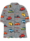 [David Carey, Inc. Men's Chevy Old Truck Camp Shirt]