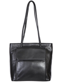 [Scully Vegetable Tanned Calf Leather Handbag]
