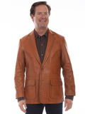 [Mens Scully Men's Whip Stitch Blazer]