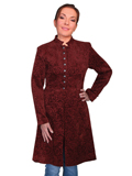 [Wahmaker Ladies Tapestry Coat]