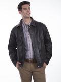 [Mens Scully Men's Lamb Leather Jacket]