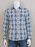 [True Grit� Men's Icon Checkered Cotton Shirt]