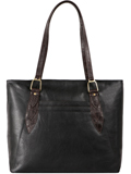 [Scully Handstained Leather Handbag]