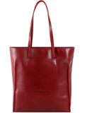 [Scully Handstained Vegetable Tanned Calf Leather Handbag Tote]