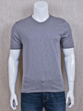 [True Grit� Men's Slub Modern V-Neck Tee]