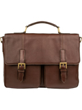 [Scully Ranchero Leather Workbag]