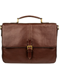 [Scully Merlin 03 Ranchero Leather Workbag]