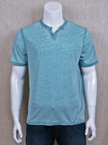 [True Grit� Men's Bowery Burn Henley]