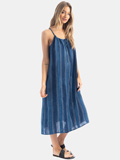 [True Grit Women's Sloan Stripe Dress]