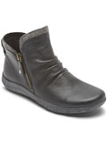 [Cobb Hill by Rockport Amalie Side Zip Leather Boot]