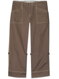 [Aventura Clothing Women's Arden Pedal-Pusher Convertible Capri Pants]