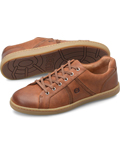 [Born� Men's Asmund Full-Grain and Suede Leather Sneaker]