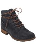 [Earth� Footwear Women's Boone Premium Suede Lace Up Boot]