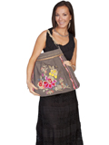 [Cantina by Scully Cotton Canvas Handbag]