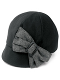 [San Diego Hat Co Women's Cap With Side Bow]