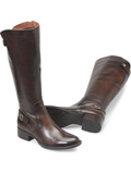 [Born�  Women's Cupra Full Grain Leather Tall Boot]