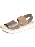 [The FLEXX� Cushy Italian Leather Sandal]