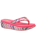 [Volatile Footwear Kid's Deelight Sequin Thong Sandal]