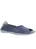 [Bernie Mev Dream Open Toe Woven Shoe]