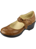 [Alegria�  Women's Alegria Ella Saddle Shoe]