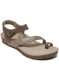 [Aetrex Georgia Toe Loop Sandal]