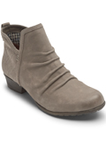 [Cobb Hill by Rockport Gratasha 2 Panel Leather Boot]