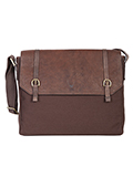 [Hidesign by Scully Berkeley Leather Briefcase]