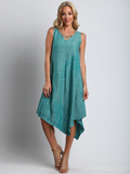 [Chalet Women's Hartley Linen Dress]