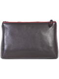[Hidesign by Scully Vegetable Tanned Calf Cosmetic Bag]