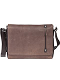 [Hidesign by Scully Berkeley Camel Messenger Brief]