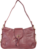 [Hidesign by Scully Handstained Calf Handbag]