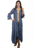 [Honey Creek by Scully Dream Catcher Embroidered Duster]