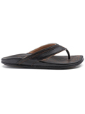 [OluKai� Men's Leather Flip Flop Thong Sandal]