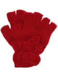 [San Diego Hat Co Woman's Fingerless Gloves]