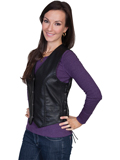 [Scully Ladies Ladies Soft Touch Lamb Vest]